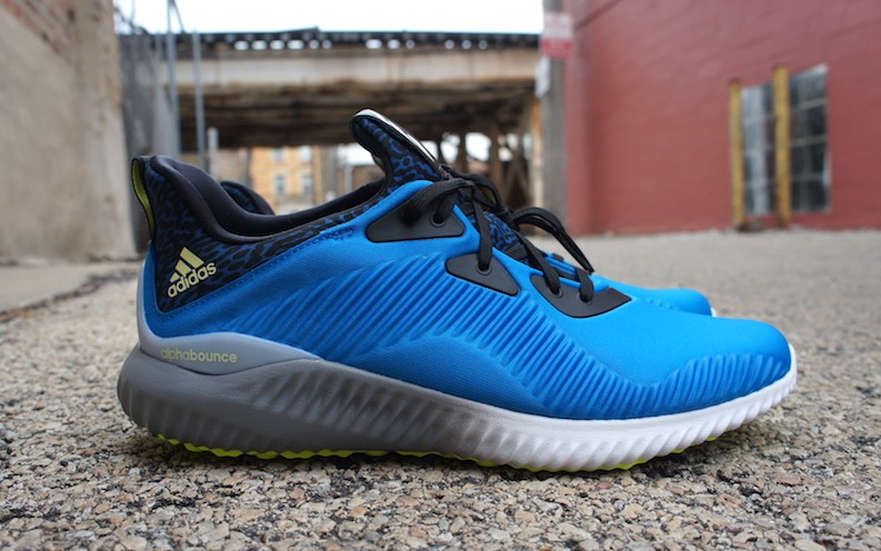 adidas alphabounce review