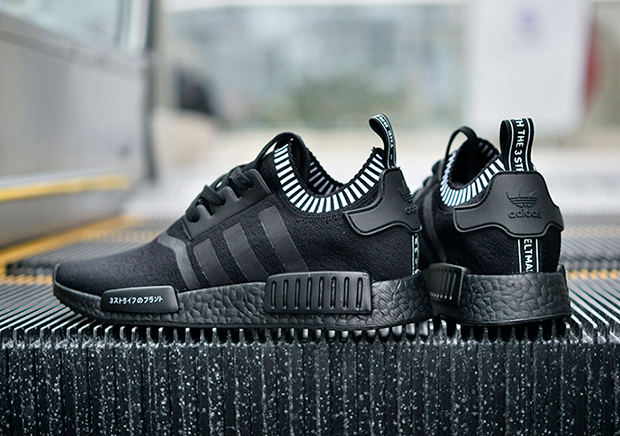 Adidas Nmd All Black Buy 100 Authentic Adidas Sneakers Online