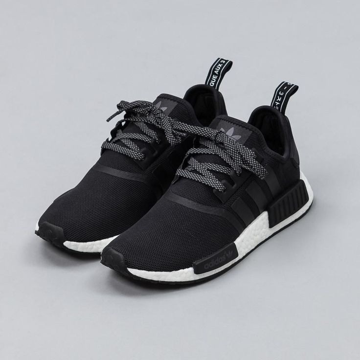 adidas nmd womens black