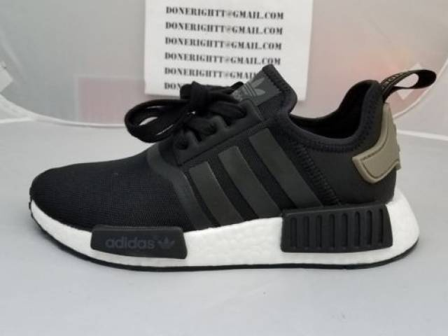 Free Delivery Womens Adidas Nmd R1 Black Off68
