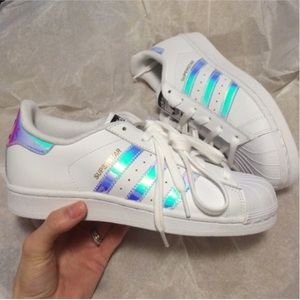 adidas rainbow shoes