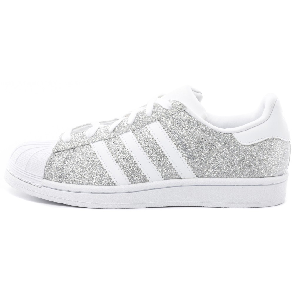 adidas superstar silver