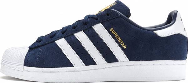 adidas superstars suede