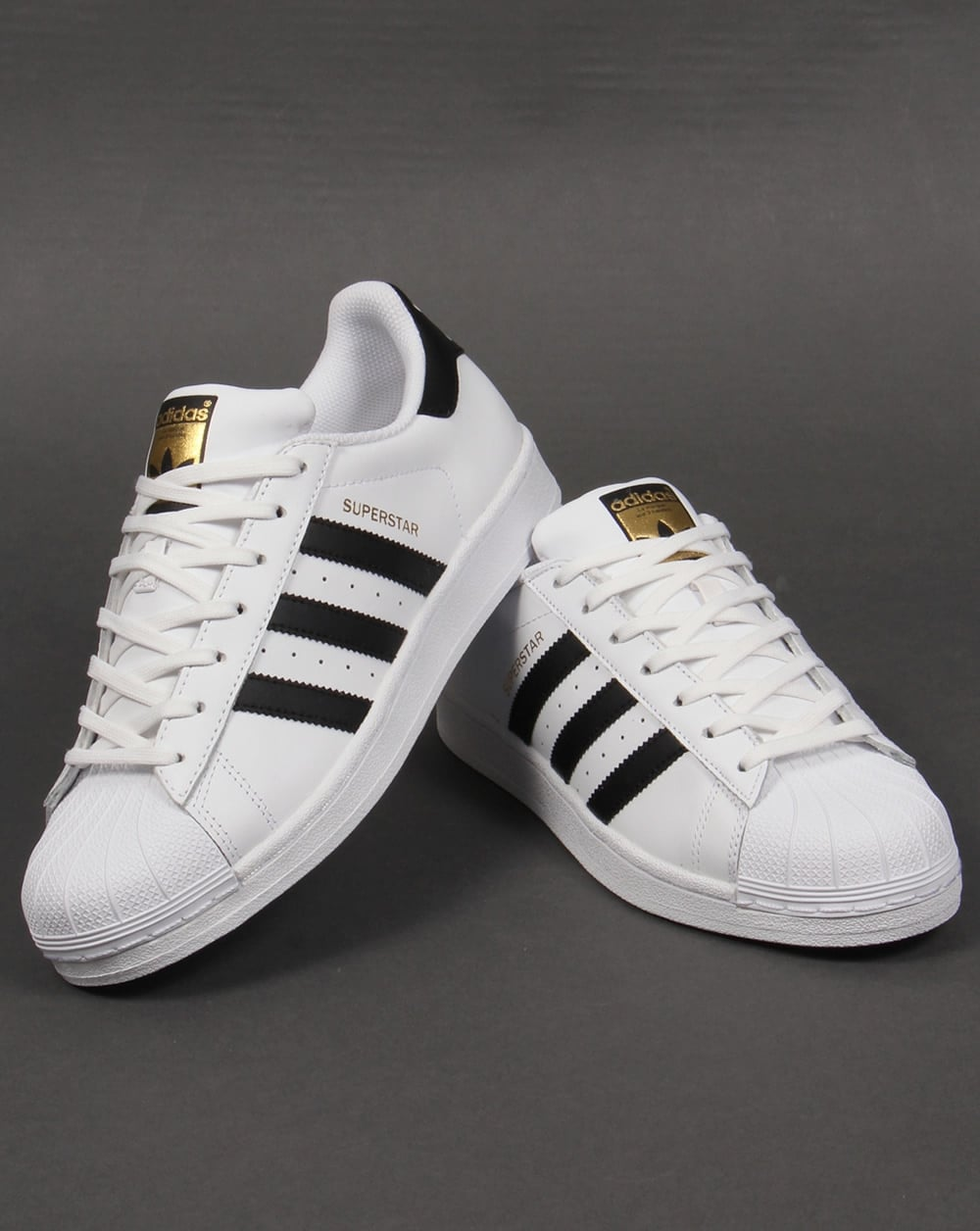adidas superstar white