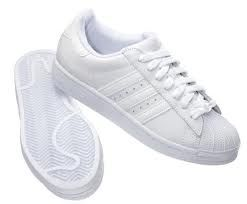 all white shell toe adidas